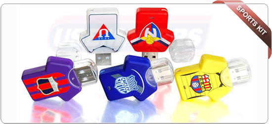 Sports Kit Promotional USB Flash Drive