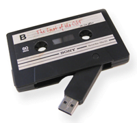 Audio Cassette USB