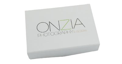White Magnetic Presentation Box