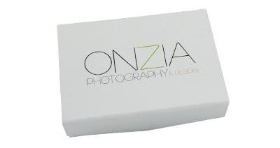 White Magnetic Presentation Box