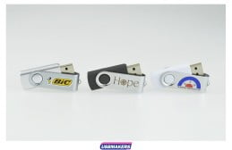 Twister Branded USB Memory Stick Image 4