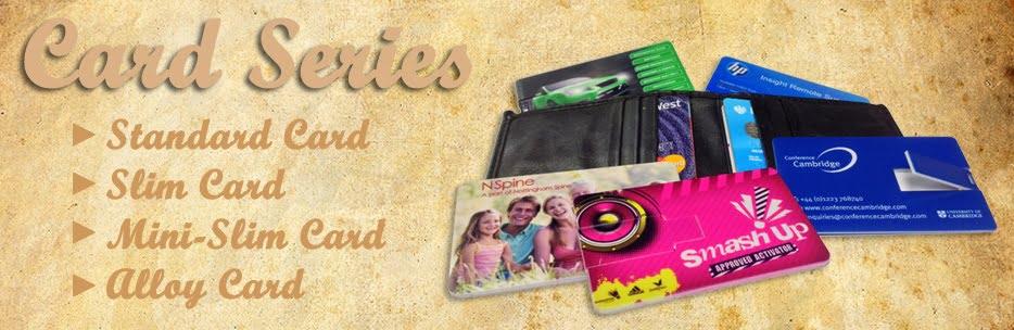 Card USB Drive Series