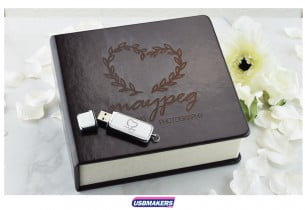 Book Style Gift Box 1