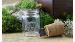 Bottle - 3 - USB Drive - USB Makers