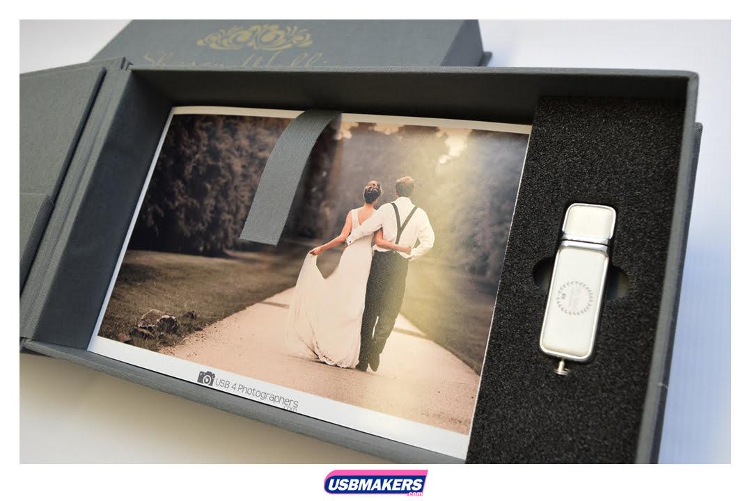 Elegant Usb Cd Dvd Photo Print Presentation Box Usb Makers