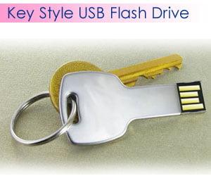 Key Style Branded USB Drive