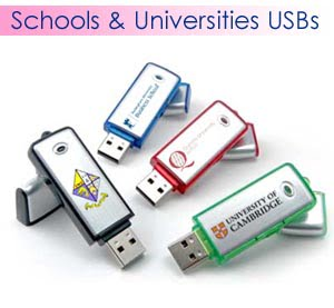USB Drives for Schools, Colleges and Universities