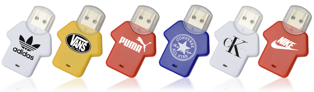 T-Shirt USB Drive