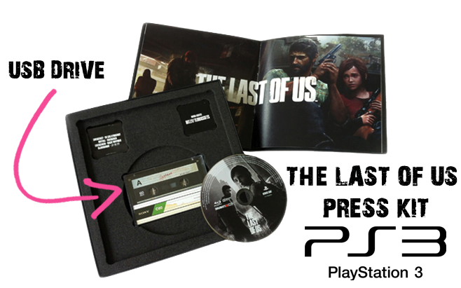 The Last of Us Press Kit