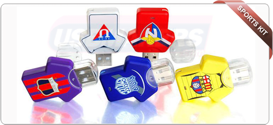 Sports Kit Promotional USB Flash USB Drive
